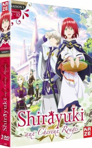 Shirayuki aux cheveux rouges édition DVD