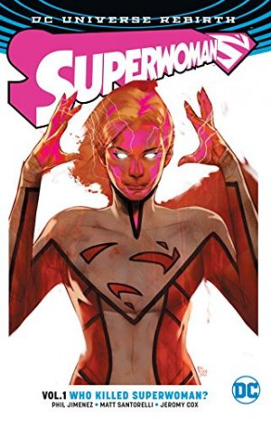 Superwoman édition TPB softcover (souple) - Issues V1