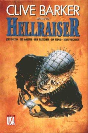 Clive Barker présente Hellraiser édition Simple (1990 - 1991)