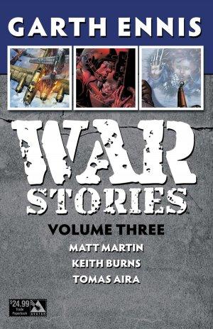 Histoires de guerre édition TPB softcover (souple)