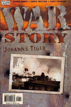 War Story - Johann's Tiger édition Issues