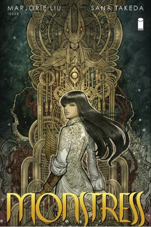 Monstress édition Issues (2015 - Ongoing)