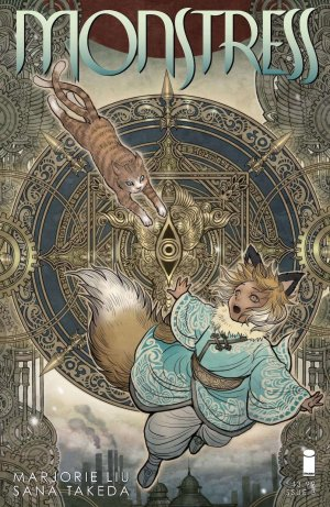 Monstress # 3 Issues (2015 - Ongoing)