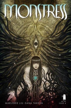 Monstress # 4 Issues (2015 - Ongoing)