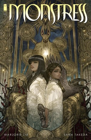 Monstress # 5 Issues (2015 - Ongoing)