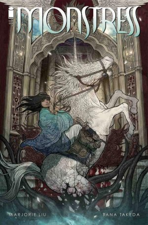 Monstress # 6 Issues (2015 - Ongoing)