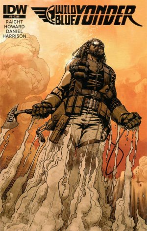 Wild Blue Yonder # 2 Issues