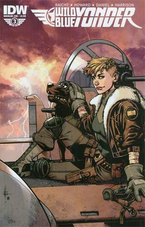 Wild Blue Yonder # 3 Issues