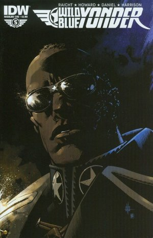 Wild Blue Yonder # 5 Issues