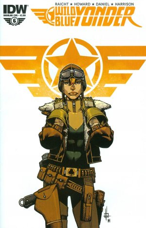 Wild Blue Yonder # 6 Issues
