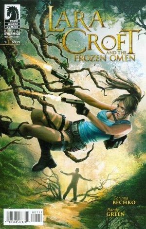 Lara Croft et le talisman des glaces édition Issues