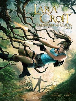 Lara Croft et le talisman des glaces édition TPB hardcover (cartonnée)