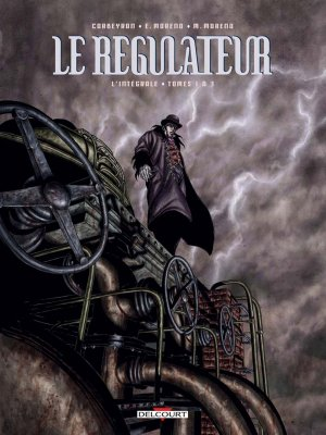 Le régulateur édition Intégrale 2016