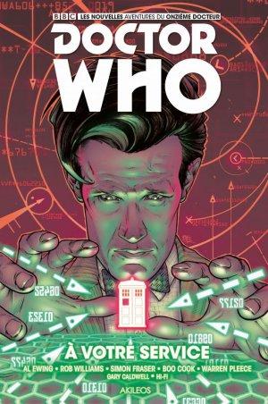 Doctor Who Comics - Onzième Docteur # 2