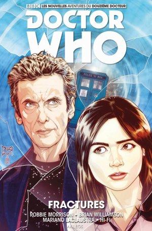 Doctor Who Comics - Douzième Docteur # 2