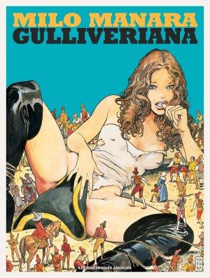 Gulliveriana édition Réédition 2016