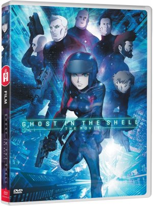 Ghost in the Shell : The Movie édition DVD