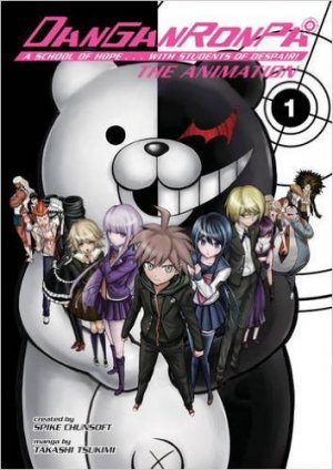 Danganronpa: The animation édition Simple