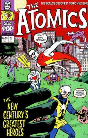 The Atomics édition Issues