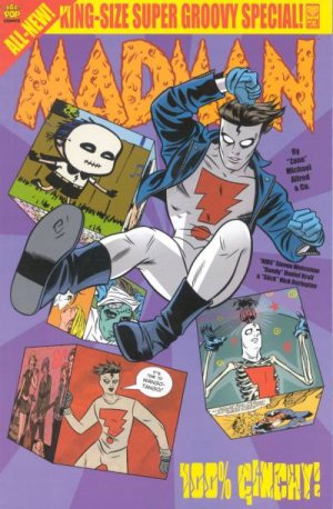 Madman King-Size Super Groovy Special édition TPB softcover (souple)