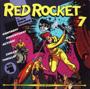 Red rocket 7 édition Issues
