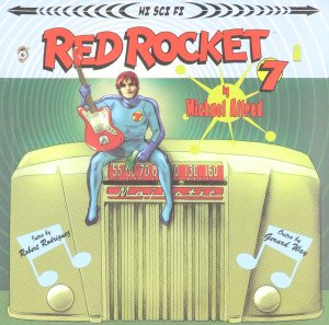 Red rocket 7 édition TPB softcover (souple)