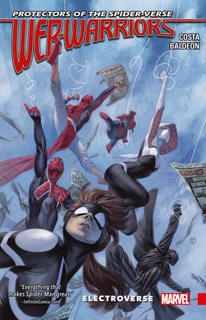 Spider-Man - Web Warriors édition TPB softcover (souple)