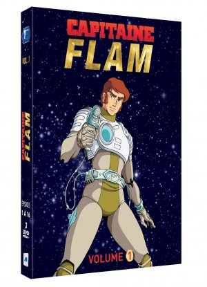 Capitaine Flam édition Simple