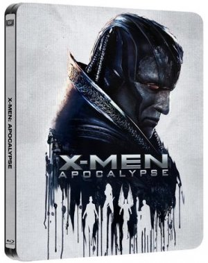X-Men: Apocalypse édition Steelbook