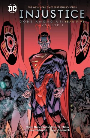 Injustice - Gods Among Us Year Five édition TPB softcover (souple)