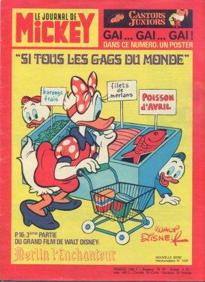 Le journal de Mickey 1242