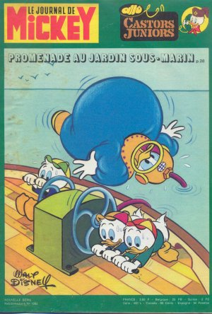 Le journal de Mickey 1263