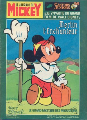 Le journal de Mickey 1241