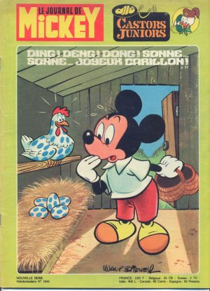 Le journal de Mickey 1244