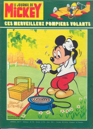 Le journal de Mickey 1260