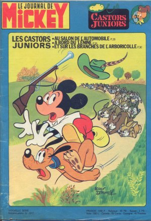 Le journal de Mickey 1217