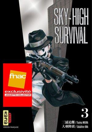 couverture, jaquette Sky High survival Edition spéciale Fnac 3