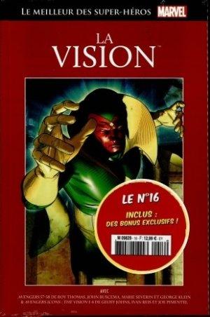 Le Meilleur des Super-Héros Marvel # 16