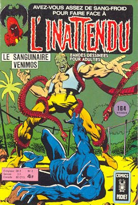 Amazing Adventures # 2 Kiosque (1975 - 1980)