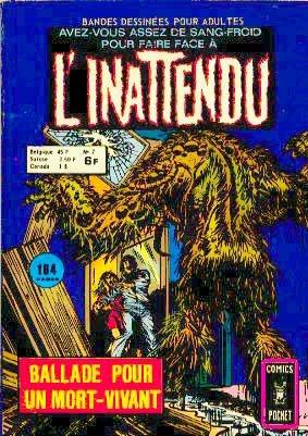Nick Fury # 7 Kiosque (1975 - 1980)