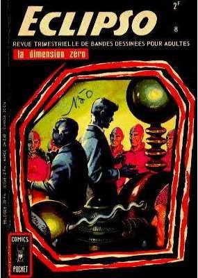 Maison des secrets # 8 Kiosque (1968 - 1983)