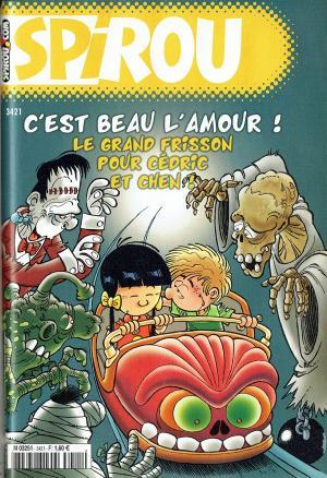 Album Spirou (recueil) # 3421