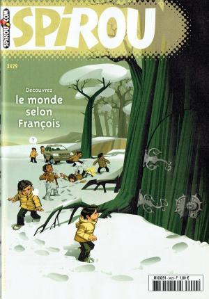 Le journal de Spirou # 3429
