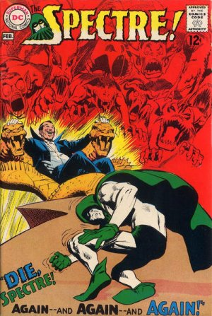 The Spectre # 2 Issues V1 (1967 - 1969)