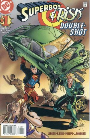 Superboy & Risk - Double shot édition Issues