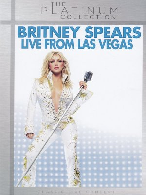 Britney Spears live from las vegas édition Simple