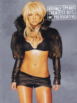 Britney Spears greatest hits : my prerogrative édition Simple