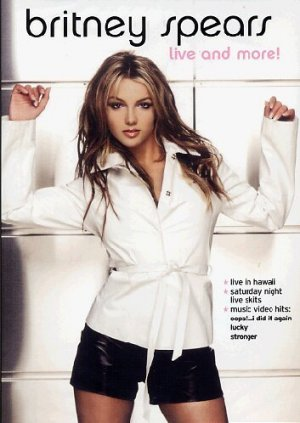 Britney spears live and more édition Simple