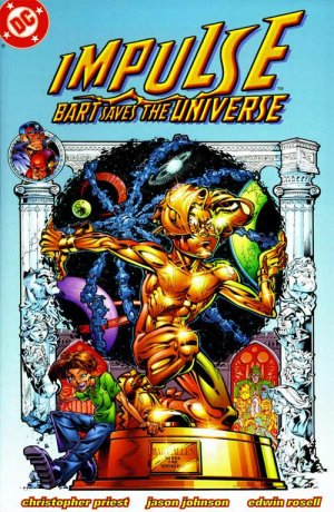 Impulse - Bart Saves the Universe édition Issues