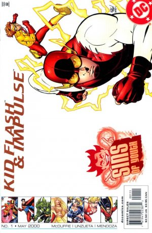 Sins of Youth - Kid Flash & Impulse édition Issues